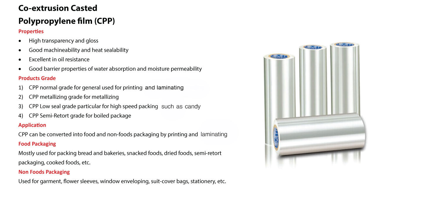 Products-CPP Film